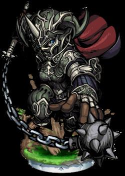 Narluce, Steel Knight Figure