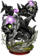 Lightlure Skull Fish Figure