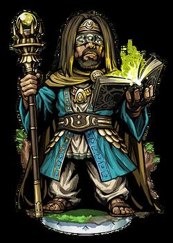 Phineus, Blind Prophet II Figure
