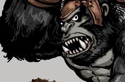 File:Gorilla Huntsman Face.png