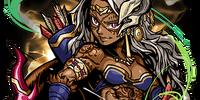 Hippolyta, Amazon Queen II