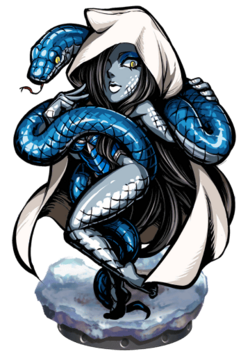 Lilith Figure