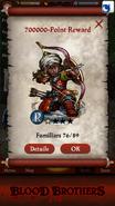Sir Palamedes, the Unyielding Point Reward
