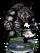 Wolfman Savage II Figure