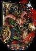 Arcanan Daemon II Figure