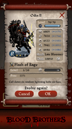 Odin II Maxed