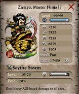 Ziraiya Master Ninja 2