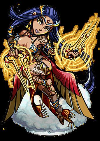 File:Ishtar, Goddess of Love II Figure.png
