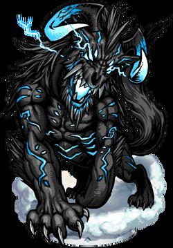 Dark Behemoth Figure