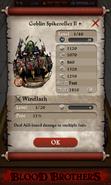 Goblin Spikeroller II Base Stats