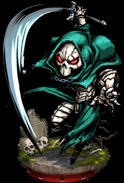 Undead Warrior + Figure