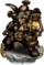 Dwarven Mine Worker + Figure