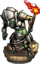 Goblin Cannoneer Figure