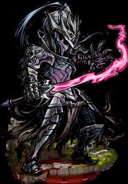 Black Knight, the Nameless Figure