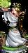 Elven Healer Figure