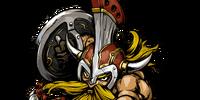 Dwarven Axeman II