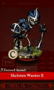 Skeleton Warrior II (evolution reveal)