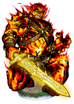 Surtr, Flame Giant Figure