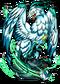 Feathered Drake Figure
