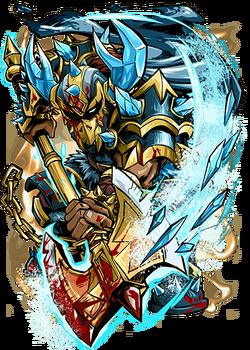 Ilya, Giant Slayer Figure