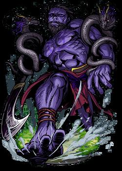 Kua Fu, the Eclipse Figure