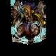 Vucub Caquix, the Barbarian Boss Figure