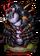 Hornworm Specter Figure