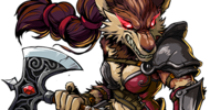 Latona, Wolfwoman II
