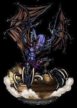 Dein, Bat Paraswooper II Figure