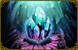 Abyssal Rift Crystal of Sloth