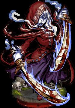 Ira, Hypnotic Specter II Figure