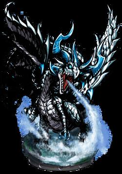 Nidhogg, Ice Dragon II Figure