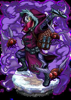 Nicola, Corpse Handler Figure