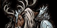 Rudolph, Antler Tine