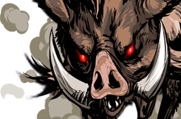File:Wild Boar + Face.png