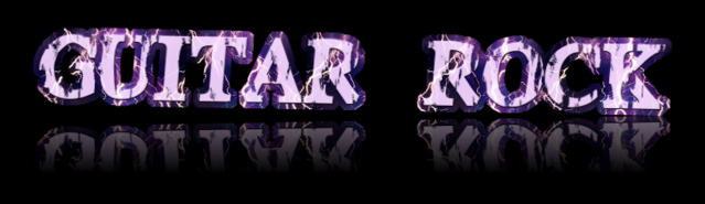 File:GuitarRock's Logo 0.2Beta Light Purple.png
