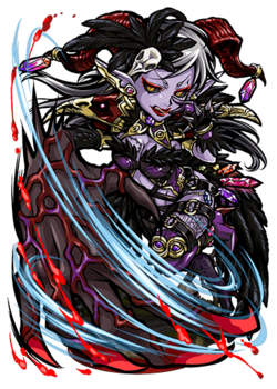 Mammon, Raven Claw II Figure