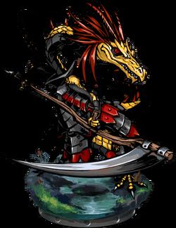Ragan, Harvester II Figure