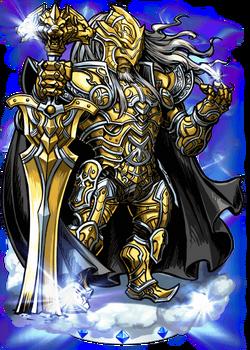 Danniel, Golden Paladin Figure