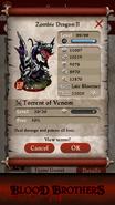 Zombie Dragon II