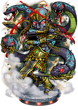 Apep the Chaotic Figure