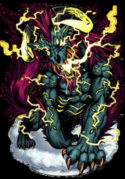 Behemoth II Figure