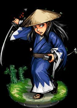 Kojiro, Yojimbo Figure