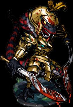Tepaxtl, Fatal Fang II Figure