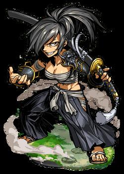 Ran, Masterless Samurai Figure