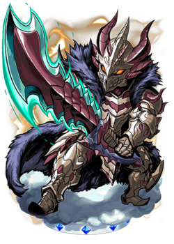 Sigurd, Dragonslayer Figure