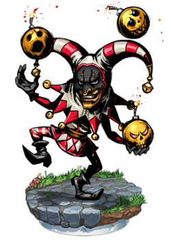 Jester II ++ Figure