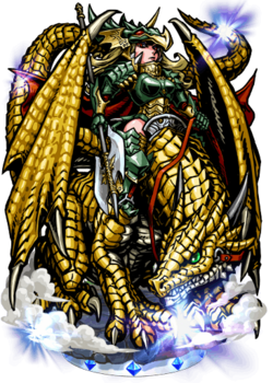 Magdal, Dragonmaster Figure