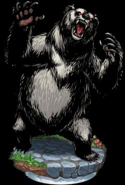 Cave Bear II Figure
