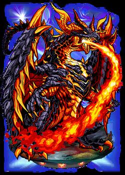 Fafnir, Fireclad Dragon Figure